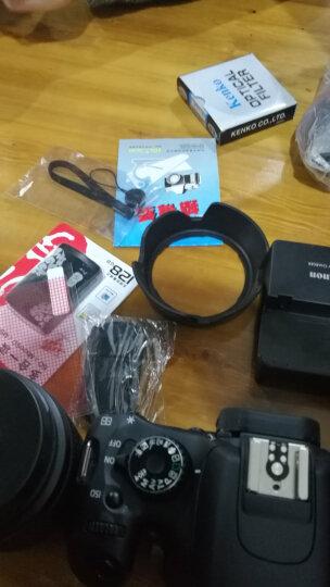 【二手99新】佳能550D/600D/650D/700D/800D照相机家用入门级高清单反数码相机 99新600D含18-55IS+501.8双头 原装正品  质量保证 晒单图