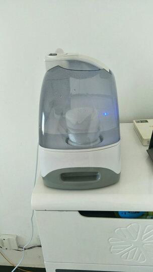 奔腾(POVOS)加湿器 5L大容量 欧式设计带净化滤芯 静音迷你办公室卧室客厅家用带夜灯加湿 PW115 晒单图