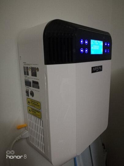 艾尔斯派(AIRSPA)家用壁挂新风系统全热交换双向流新风机空气净化器卧室新风除甲醛雾霾PM2.5 HYQF60GD/B舒适型 晒单图