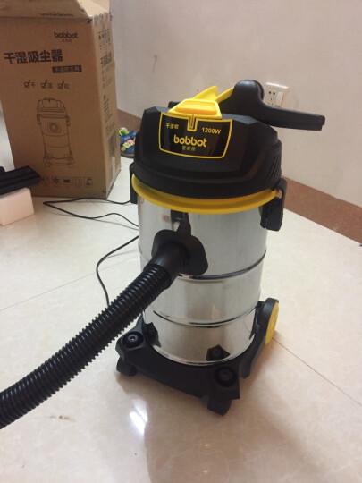 宝家丽 吸尘器大功率干湿吹三用商用家用桶式吸尘机 GY-308 18L高配升级版 晒单图