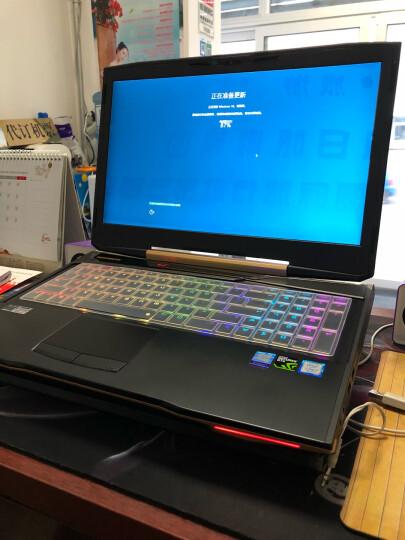 机械革命(MECHREVO)深海泰坦X7Ti-S GTX1070 8G 15.6英寸游戏笔记本 i7-7700HQ 16G 240GSSD+1T 4K 机械键盘 晒单图
