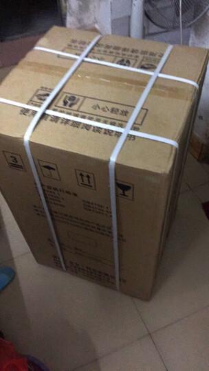 雪花 (SNOWFLK)4.5公斤洗衣机全自动 波轮家用 迷你洗衣机 带风干功能 XQB45-558 土豪金+蓝光杀菌 晒单图