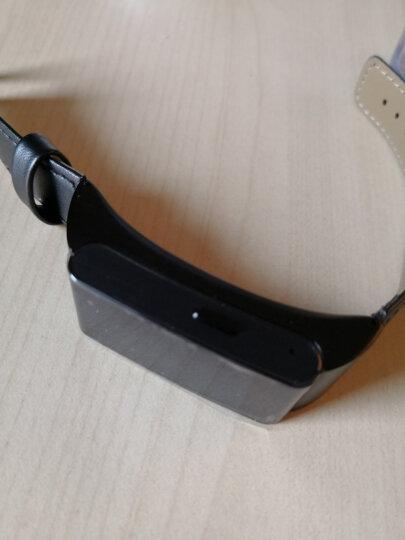 Dotlink M8 智能手环 运动计步蓝牙通话男女手表 蓝牙4.1车载通话手环 手机通用 M8黑色 晒单图