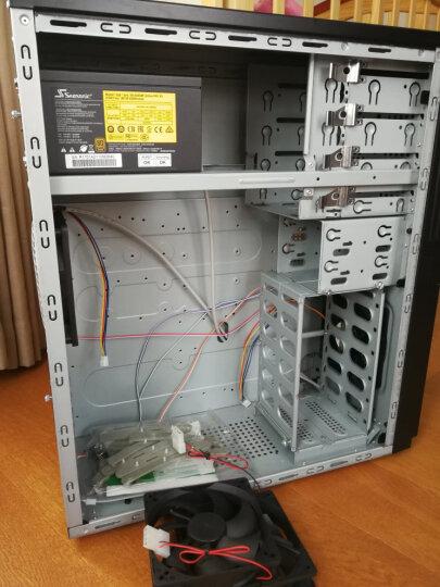 金河田(Golden field)服务器9001B台式电脑机箱 办公企业工作服务器主机箱(ATX/MATX/ITX/可加锁/大空间) 晒单图