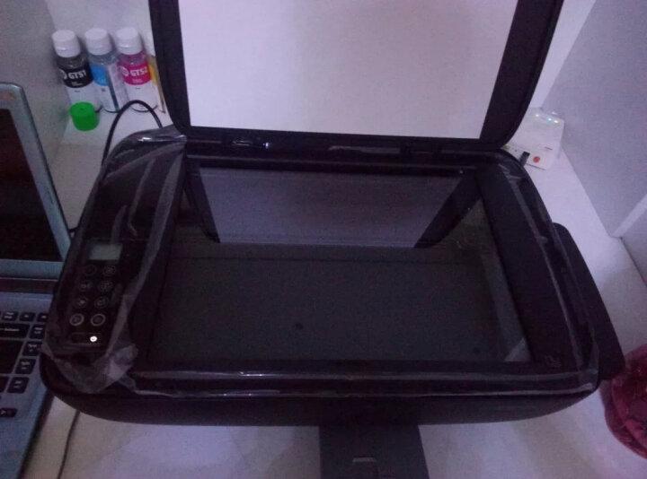 惠普(HP)5810连供加墨大印量彩色多功能一体机(照片打印/复印/扫描/单页打印1分钱)升级型号318/319 晒单图