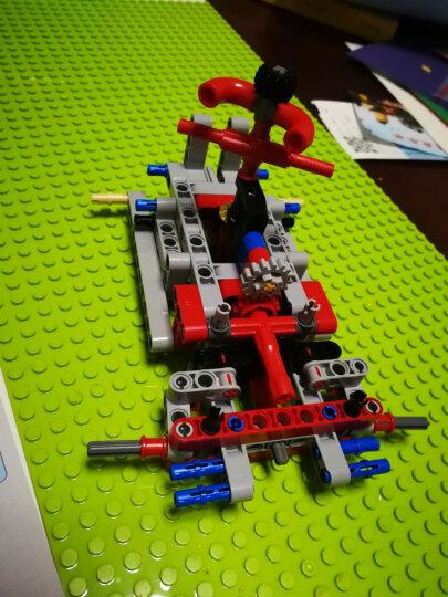 乐高 玩具 机械组 Technic 10岁-16岁 空中竞速喷气式飞机 42066 积木LEGO 晒单图