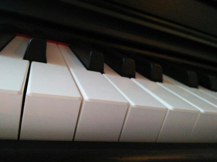 FOKOYAMA 日本电钢琴88键重锤电钢琴学生能数码钢琴电子琴初学者家用考级【送货上门】 典雅黑全配版 晒单图