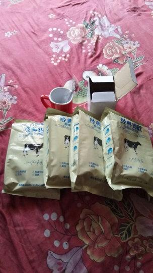 飞鹤(FIRMUS) 加锌铁钙奶粉400g×4袋装 全家成人男女士学生独立包装营养牛奶粉 晒单图