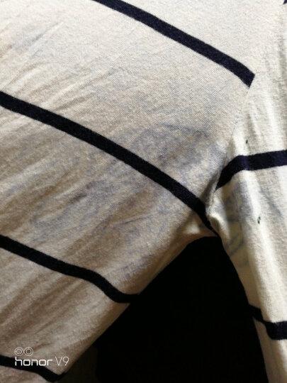 金利来女士保暖内衣女套装加绒加厚圆领打底秋衣秋裤保暖套装女 4011-紫色 女 L(165/90) 晒单图