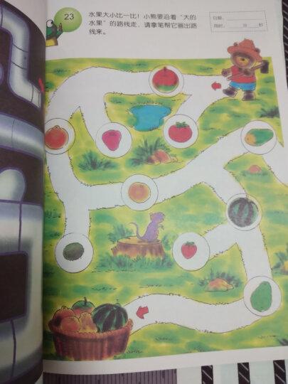 启明星少儿全脑开发丛书:趣味迷宫(3~4岁) 晒单图