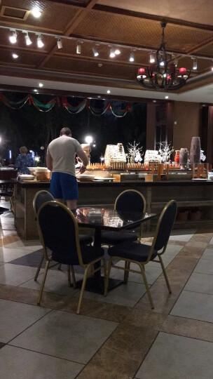 三亚玉海国际度假酒店3天2晚+黎苗风情BBQ海鲜烧烤自助 三亚湾自由行团购套餐 海景房有效期到2018年8月31日 晒单图