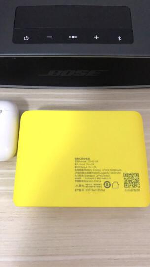 品胜(PISEN)移动电源/充电宝 易充四代10000mAh白色 轻薄小巧 LED手电照明 新年情人节生日礼物 晒单图