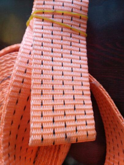 翔莲 汽车拖车绳10米10吨加厚反光 越野牵引绳拖车杠 拉车绳捆绑带 安全应急工具 10米加宽加厚10吨 10米加宽加厚10吨 晒单图
