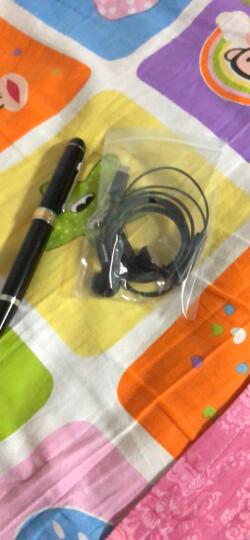 纽曼(Newsmy)笔形录音笔 RV96精英型 16G 专业微型高清降噪便携 学习培训商务会议录音速记 带笔套 黑色 晒单图
