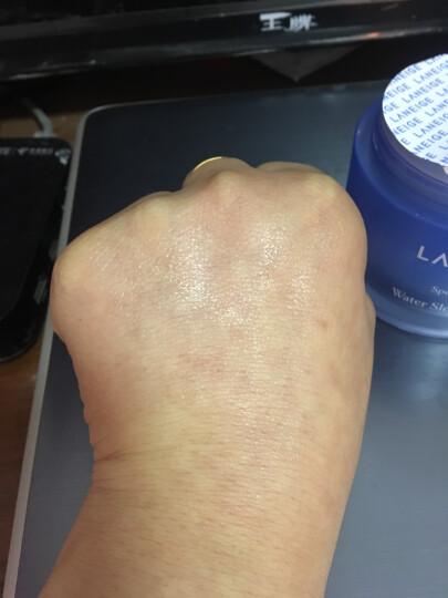 兰芝(LANEIGE) 面膜补水 缤纷浆果草莓酸奶柔肤面膜80ml 晒单图