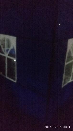 大力刚加固户外广告帐篷遮阳棚加厚天幕篷折叠伸缩四脚摆摊伞帐篷凉棚雨棚汽车停车棚 2.5*2.5红(菱形半自动) 晒单图