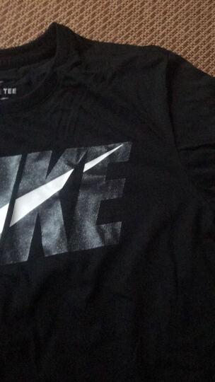 NIKE耐克短袖男上衣 2020夏季新款网球运动服跑步健身训练舒适休闲服半袖T恤透气翻领POLO衫 CJ4457-100/全棉/刺绣LOGO L 晒单图