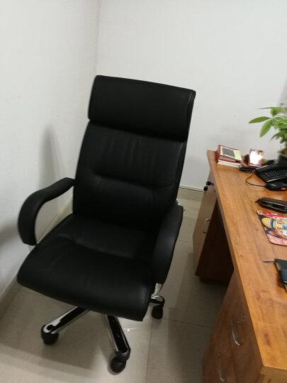 虹桥 老板椅 可躺家用电脑座椅 升降椅子办公转椅 35天发货 晒单图
