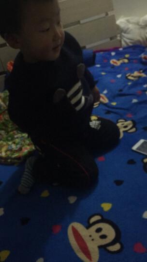 高耳鱼(GAOERYU) 儿童毛衣2018秋冬新款男女宝宝圆领毛衣小童卡通针织衫 701黄色 110码建议身高90-100cm 晒单图