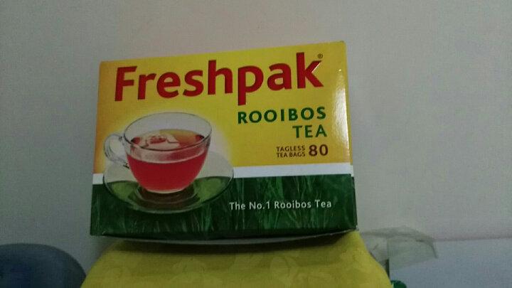 Rooibos tea 南非博士茶 /有机路易波士茶 Freshpak 80包 200g 晒单图