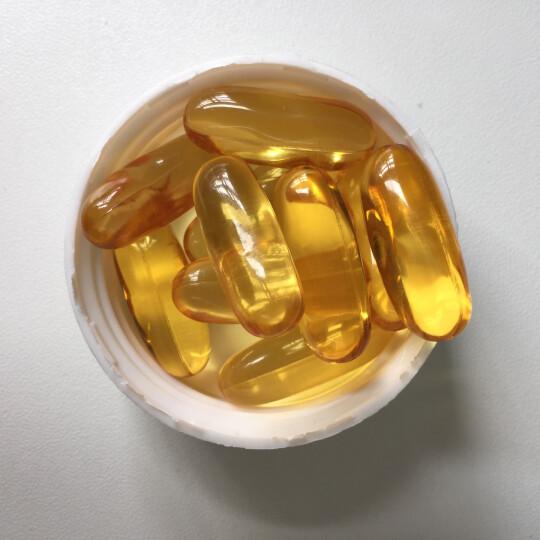 澳琳达(Aurinda) 深海鱼油软胶囊【澳洲进口】 1400mg*200粒 晒单图