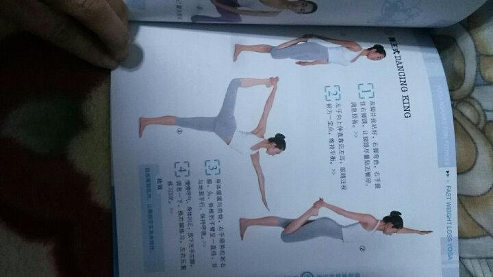 7日速效瘦身瑜伽(DVD升级版 附DVD光盘1张) 晒单图