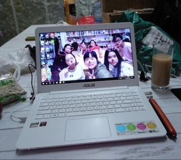 华硕(ASUS) E402BP 悟空本14英寸超薄独显学生办公笔记本电脑 白色A9-9400/8G/256G固态定制 晒单图
