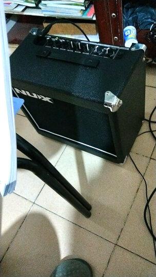 Nux多功能电吉他音箱木吉他便携式音响15瓦 带多种效果器 MIGHTY15SE黑色 晒单图