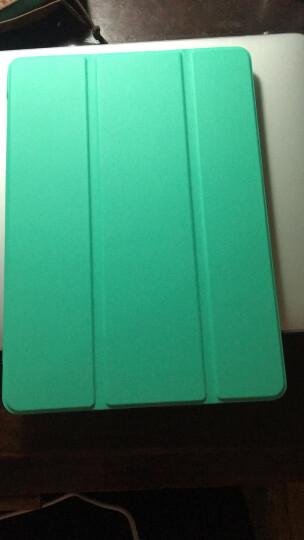 VALK iPad mini5保护套 7.9英寸mini4保护壳2019年新款迷你5苹果平板电脑硅胶保护壳超薄防摔全包软壳 黑色 晒单图