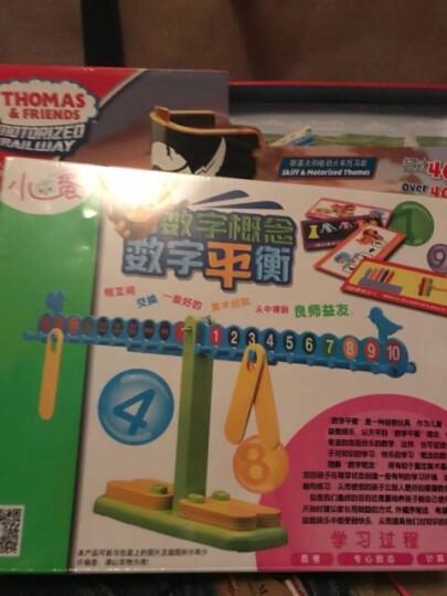 小乖蛋 益智玩具儿童桌面游戏解题通关游戏比赛亲子游戏玩具 8841 数字冰棍 晒单图