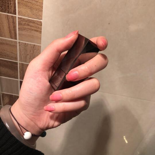 网红一然可撕拉指甲油女持久孕妇可用裸紫色果冻色 显白 376 (夏季显白色) 晒单图