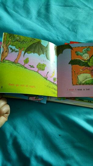 培生幼儿英语预备基础级 少儿童启蒙教材英文绘本 有声分级阅读幼儿园入门自学零基础自然拼读法宝宝学口语 培生幼儿英语 提高级 全24册 晒单图