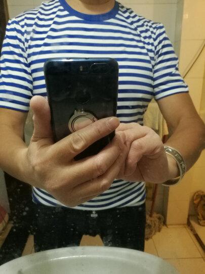 龙牙B2级经典COOLMAX海魂衫情侣衫夏季圆领短袖T恤打底衫铁血君品 黑色/枪灰(无罗纹款)三代 XL 晒单图