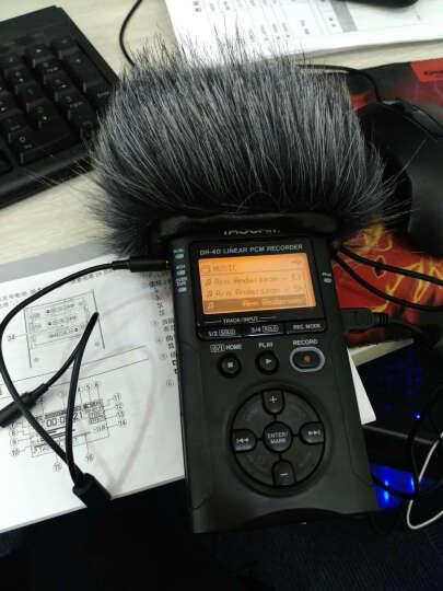 TASCAM DR-40/DR22WL/DR100录音笔便携式数字录音机 DR-40录音机(支持中文菜单) 晒单图