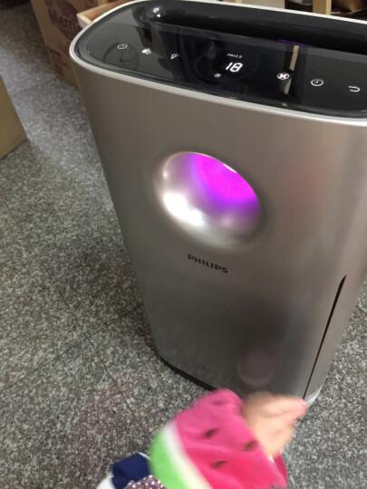 飞利浦(PHILIPS) 空气净化器家用客厅卧室除甲醛雾霾PM2.5烟尘3000系列高端款 AC3254/00-400立方米/h 晒单图