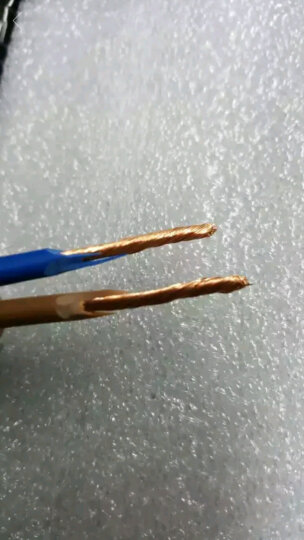 JYS金胜电线电缆线二芯ZB RVV2*2.5平方软护套线国标ZR阻燃纯铜芯线2芯户外电源线 黑色 50米 晒单图