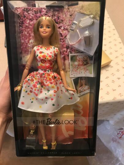 芭比(Barbie)女孩娃娃 儿童玩具 之街拍靓装珍藏版 -DVP55 晒单图
