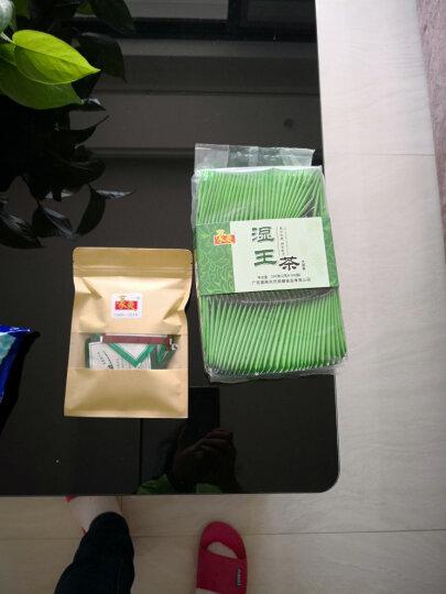 豪爽湿王茶薏仁茶红豆薏米茶袋泡茶赤小豆茯苓广东凉茶颗粒粉冲剂饮料去薏米粉祛茶湿茶热茶气茶 晒单图
