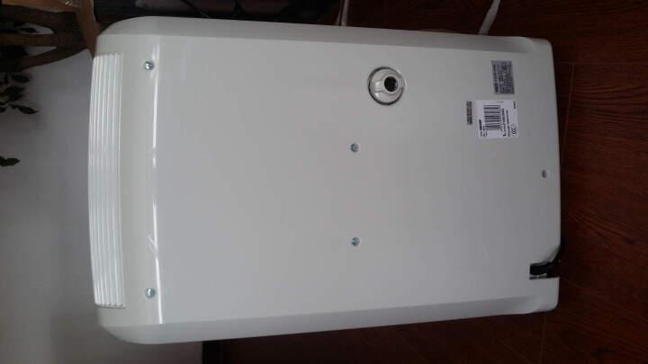 德龙(Delonghi)抽湿机/除湿机 除湿量30升/天 家用地下室干衣吸湿器DD30P 晒单图