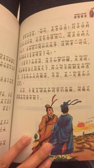 小学生语文新课标必读丛书:长征的故事(彩图注音版) 晒单图