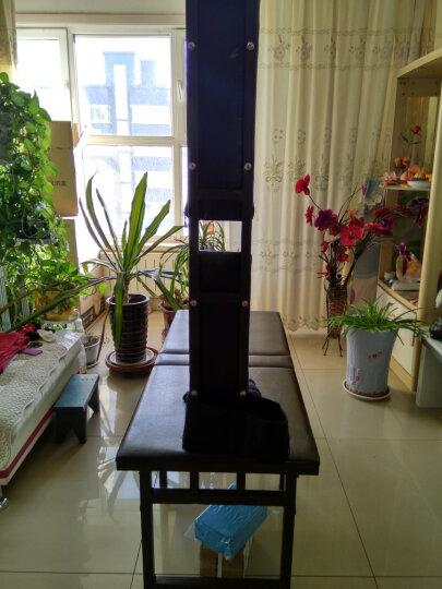 萧宏慈 医行天下正版金属拉筋凳非实木折叠拉筋床拉筋板凳拉筋神器 咖啡色 晒单图