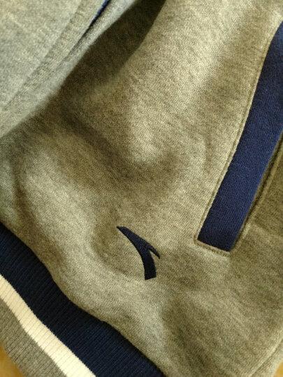 安踏童装 男童外套中大童连帽针织运动上衣儿童外套 男35644702 落日黄-2 160cm 晒单图