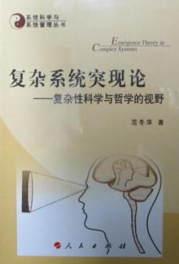 复杂系统突现论:复杂性科学与哲学的视野 晒单图