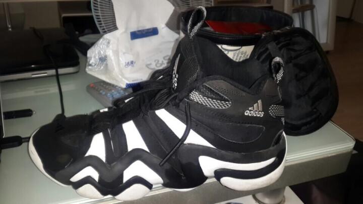 阿迪达斯/Adidas Kobe Crazy 8  Crazy 1 特价清仓 天足科比复古篮球鞋 B49690 科比面包 44 晒单图