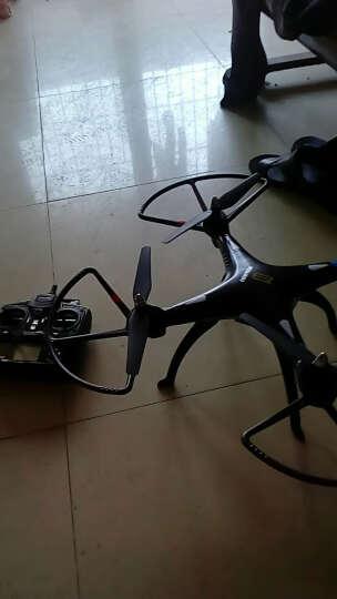 双GPS小4K航拍版大型专业高清无人机航拍器儿童遥控飞机玩具四轴飞行器航模 黑色双电-气压定高-无航拍版 晒单图