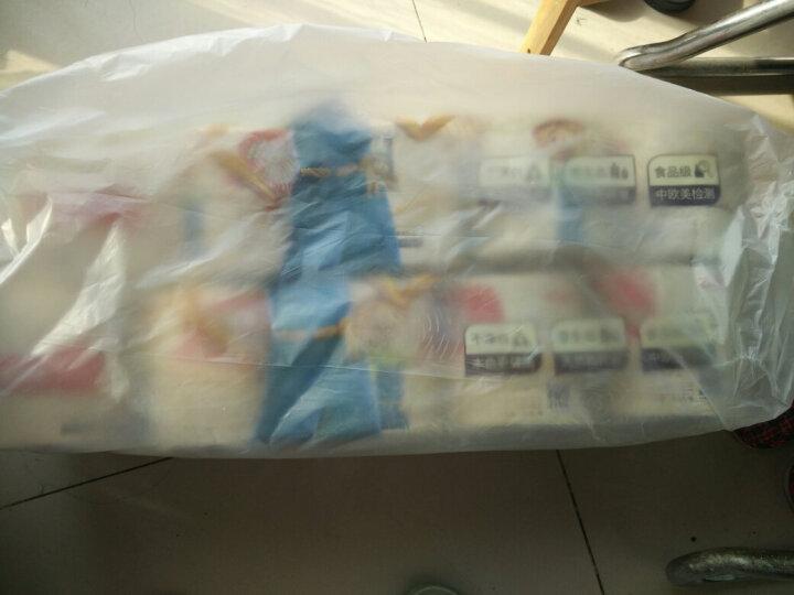 泉林本色 卷纸 不漂白环保健康本色纸卫生厕纸3层180克高克重*10卷(包装随机发售) 晒单图