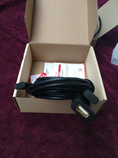 优越者(UNITEK)usb延长线 公对母 高速传输数据转接线 AM/AF 电脑USB/U盘鼠标键盘耳机加长线1.5米Y-C449EBK 晒单图
