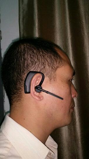 缤特力(Plantronics)传奇蓝牙耳机 Voyager Legend 商务蓝牙耳机专用桌面充电支架 晒单图