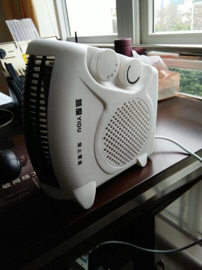 2019新品     小太阳取暖器家用办公室电暖气电暖器电热风扇烤火炉小空调 晒单图
