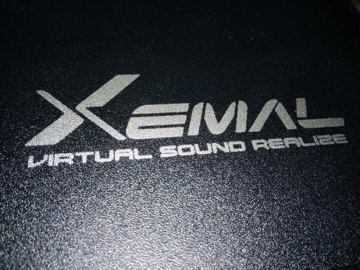 漫步者(EDIFIER) X100V 声迈系列 2.1声道 多媒体音箱 音响 电脑音箱 黑色 晒单图